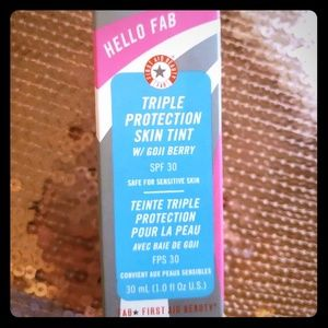 Hello Fab Triple Protection Skin Tint